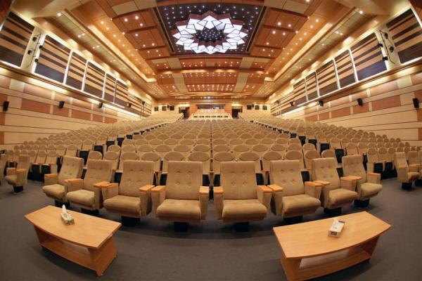 آمفی تئاتر,صندلی آمفی تئاتر,فضاهای آمفی تئاتر