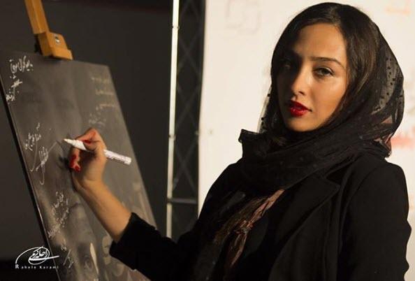 آناهیتا درگاهی,سریال ممنوعه,عکسهای آناهیتا درگاهی