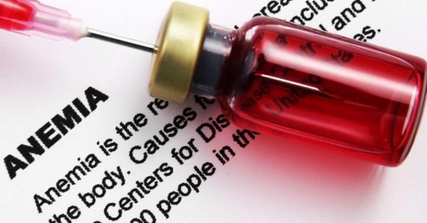 داروی کم خونی,کم خونی,علائم کم خونی شدید