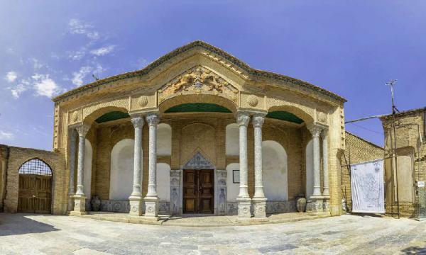 مسجد اتابکان از جاهای دیدنی شهرکرد,جاهای دیدنی شهرکرد,تالاب چغاخور از بهترین جاهای دیدنی شهرکرد