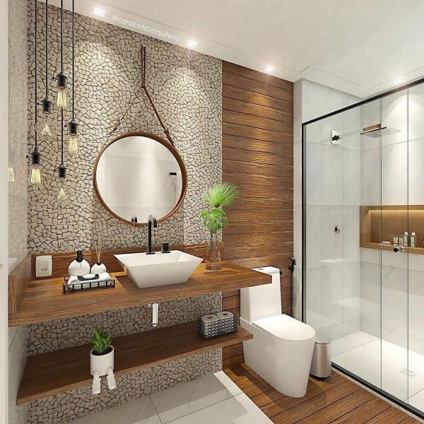 طراحی دکوراسیون حمام,دکوراسیون حمام,مدل دکوراسیون حمام