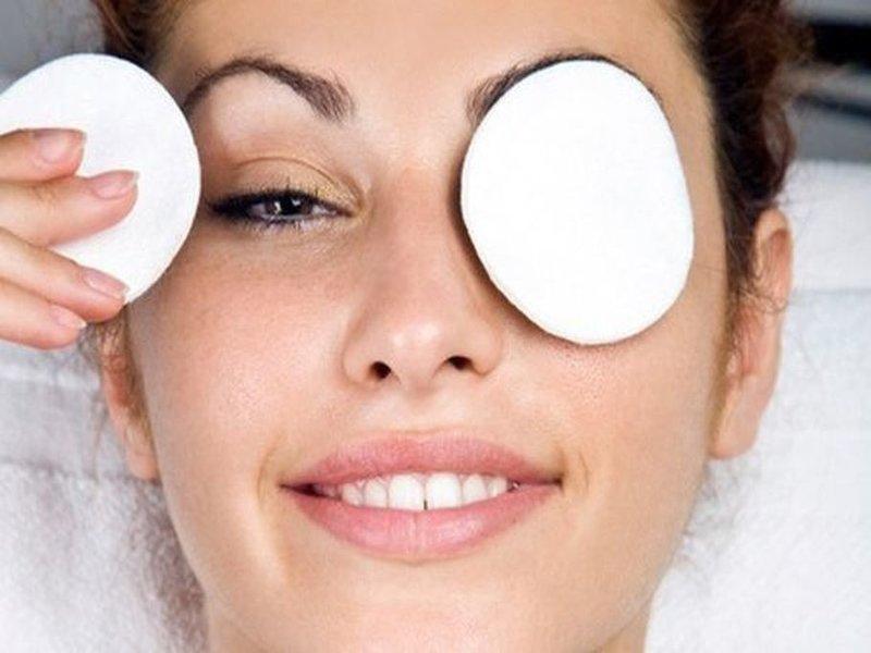 گودی زیر چشم,درمان گودی زیر چشم,درمان خانگی گودی زیر چشم