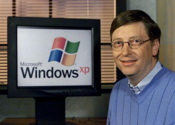 بیل گیتس,فعالیت های بیل گیتس در مایکروسافت,فعالیت های بیل گیتس
