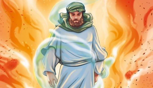 نام همسر حضرت ابراهیم (ع),حضرت ابراهیم (ع),داستان زندگی حضرت ابراهیم (ع)