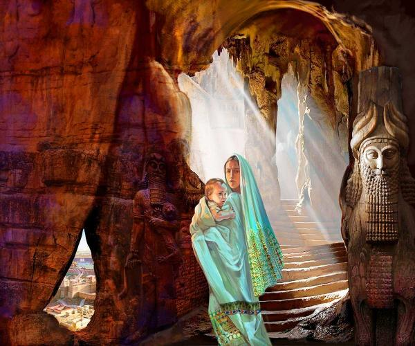 داستان حضرت ابراهیم (ع),درباره ی حضرت ابراهیم (ع),حضرت ابراهیم (ع)