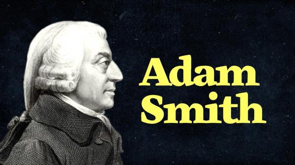زندگینامه آدام اسمیت,کتابهای آدام اسمیت,آدام اسمیت