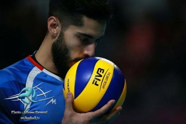 مصاحبه با علی شفیعی والیبالیست,دومین لژیونر تاریخ ایران,علی شفیعی