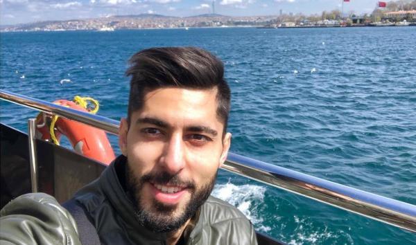 بهترین بازیکن والیبال جهان,مصاحبه با علی شفیعی والیبالیست,علی شفیعی