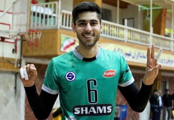 علی شفیعی,بهترین بازیکن والیبال جهان,خانواده علی شفیعی