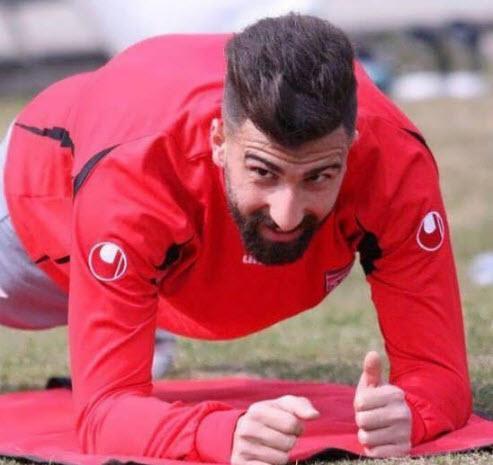 علی شجاعی فوتبالیست, زندگی نامه علی شجاعی,علی شجاعی