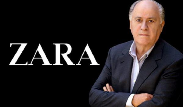 زندگی نامه آمانسیو اورتگا موسس کمپانی zara,آمانسیو اورتگا,موسس شرکت ایندیتکس