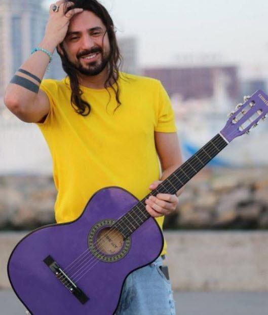 امیرعباس گلاب آهنگ ساز ایرانی,بیوگرافی امیرعباس گلاب,امیرعباس گلاب