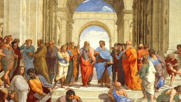 تعریف ارسطو,شاگرد سقراط و استاد ارسطو,ارسطو