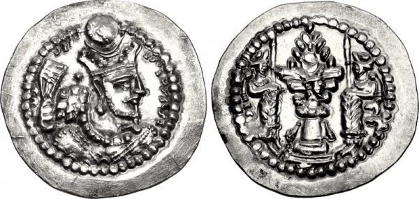 بهرام گور,زندگینامه بهرام گور,بهرام گور چندمین پادشاه ساسانی بود