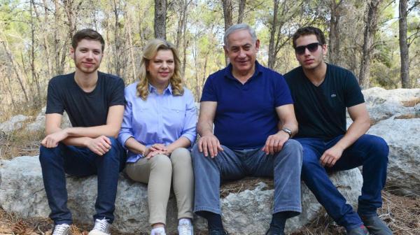 همسر بنیامین نتانیاهو,عکس همسر بنیامین نتانیاهو,بنیامین نتانیاهو