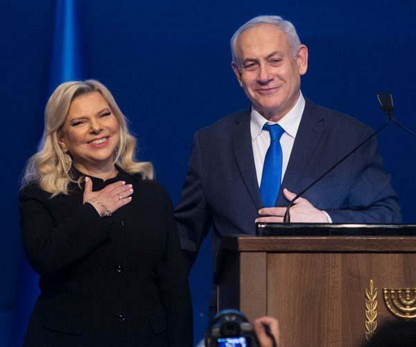 بنیامین نتانیاهو,عکس همسر بنیامین نتانیاهو,زندگینامه بنیامین نتانیاهو