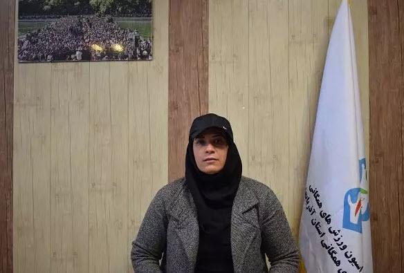 عکس گیتی موسوی,رکوردهای گیتی موسوی,تاریخ تولد گیتی موسوی