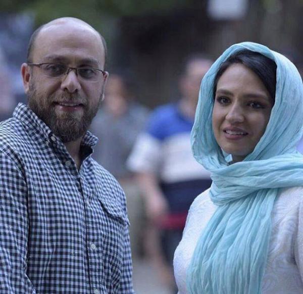 گلاره عباسی,گلاره عباسی و همسرش,ازدواج گلاره عباسی,