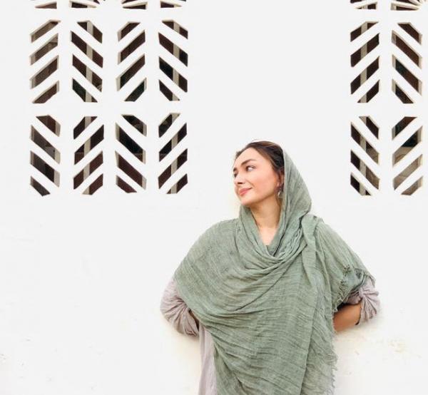 عکس از هانیه توسلی,هانیه توسلی,ازدواج هانیه توسلی