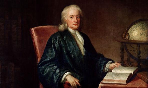 تصویر نیوتون,نیوتون,زندگی نامه ی نیوتون