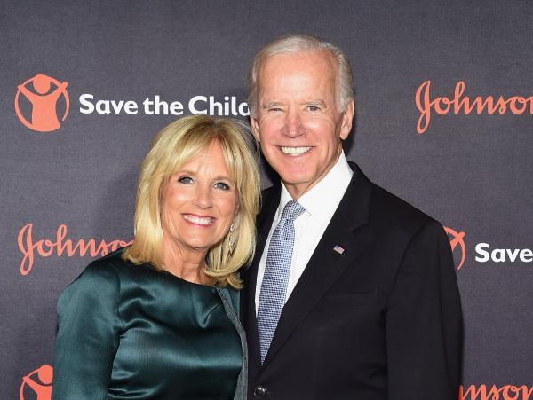 جو بایدن,عکس همسر جو بایدن,تصاویر جو بایدن
