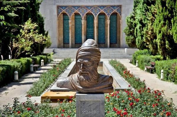 اشعار خواجوی کرمانی,زندگی نامه خواجوی کرمانی,مقبره خواجوی کرمانی