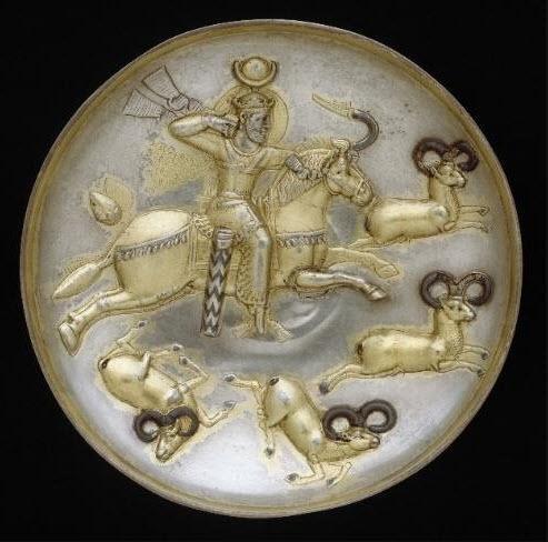 خسرو پرویز پادشاه سلسله ساسانیان,قبر خسرو پرویز کجاست,زندگینامه خسرو پرویز