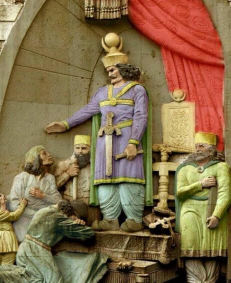 ازدواج خسرو پرویز,خسرو پرویز پادشاه سلسله ساسانیان,قبر خسرو پرویز