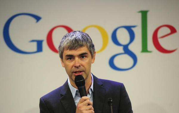 لری پیج مدیر عامل جدید گوگل,لری پیج,بیوگرافی لری پیج