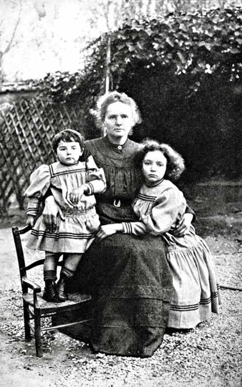 جایزه نوبل ماری کوری در فیزیک و شیمی,عکس هایی از ماری کوری,ماری کوری