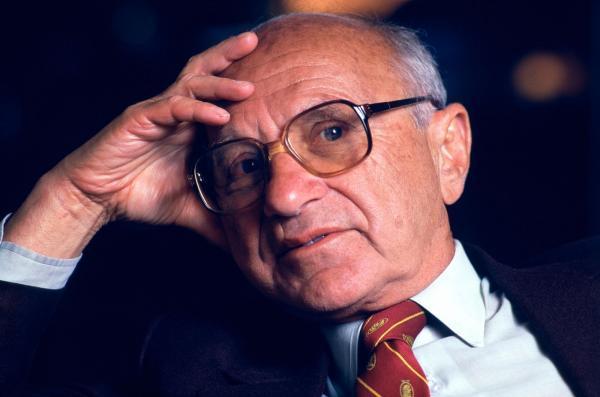 میلتون فریدمن,تصاویر میلتون فریدمن,کتابهای میلتون فریدمن