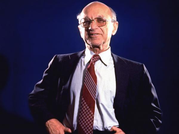 نظریات میلتون فریدمن,بیوگرافی میلتون فریدمن,میلتون فریدمن
