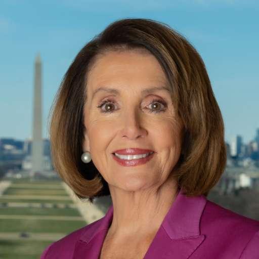 نانسی پلوسی,زندگینامه نانسی پلوسی,نانسی پلوسی رئیس مجلس نمایندگان آمریکا