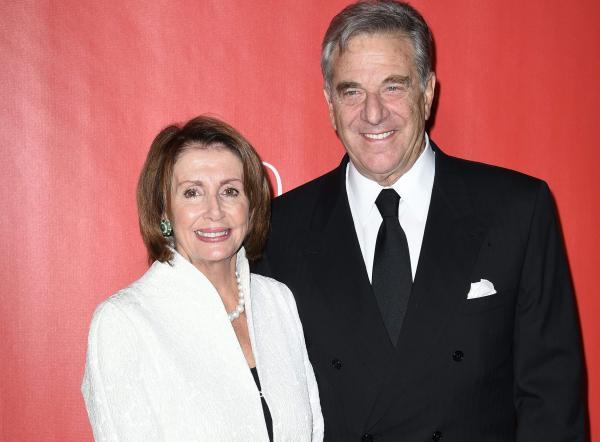 نانسی پلوسی,نانسی پلوسی رئیس مجلس نمایندگان آمریکا,عکس اینستاگرام نانسی پلوسی