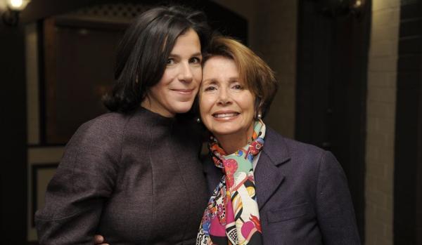 نانسی پلوسی رئیس مجلس نمایندگان آمریکا,نانسی پلوسی,عکس اینستاگرام نانسی پلوسی