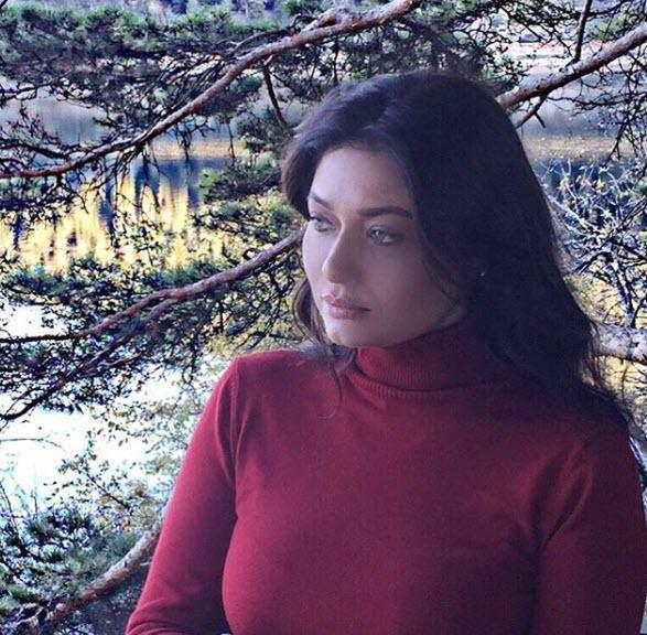 بیوگرافی نورگل یشیلچای،عکسهای نورگل یشیلچای،بازیگر نقش جن زیبا نورگل یشیلچای