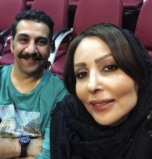 پرستو صالحی و محمد نادری,ازدواج پرستو صالحی,عکس پرستو صالحی