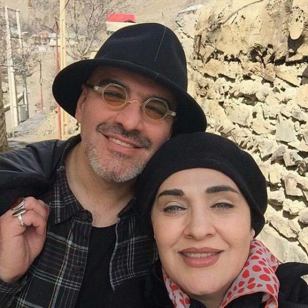 شوهر رویا نونهالی,همسر رویا نونهالی,عکس رویا نونهالی