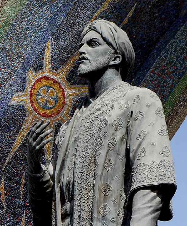 زندگی نامه ی رودکی شاعر,زندگی نامه رودکی در کودکی,رودکی