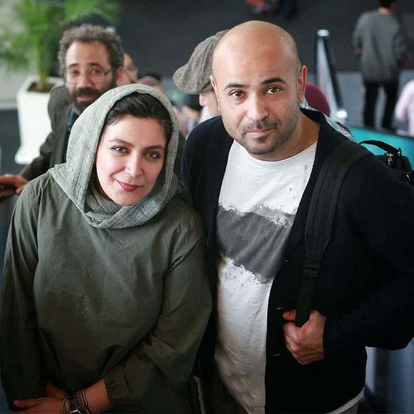 فیلم های سعید چنگیزیان,همسر سعید چنگیزیان,سعید چنگیزیان و همسرش