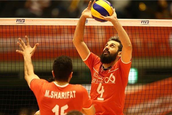 عکس های سعید معروف,سعید معروف بازیکن والیبال,سعید معروف