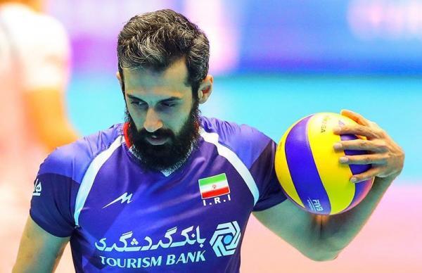 سعید معروف والیبالیست,سعید معروف,تصاویر سعید معروف