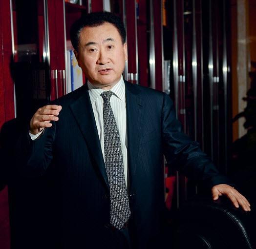 وانگ جیانلین,وانگ جیانلین سرمایه دار مشهور چین,زندگینامه وانگ جیانلین