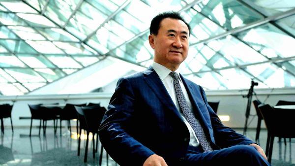ازدواجوانگ جیانلین,وانگ جیانلین سرمایه دار مشهور چین,وانگ جیانلین