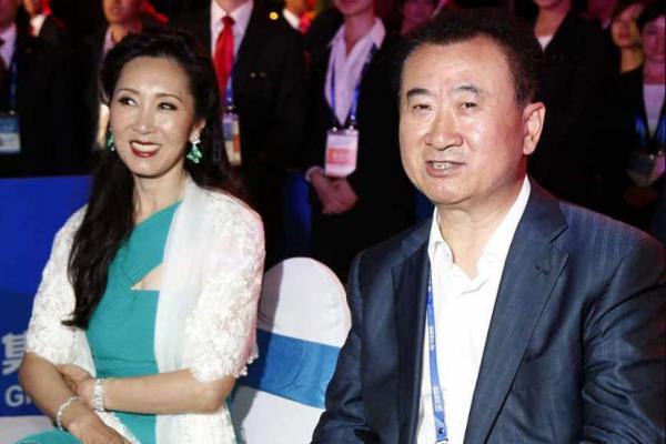 بیوگرافی وانگ جیانلین,زندگی نامه وانگ جیانلین,وانگ جیانلین