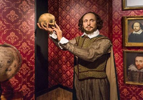 ویلیام شکسپیر,تاریخ تولد ویلیام شکسپیر,بیوگرافی ویلیام شکسپیر