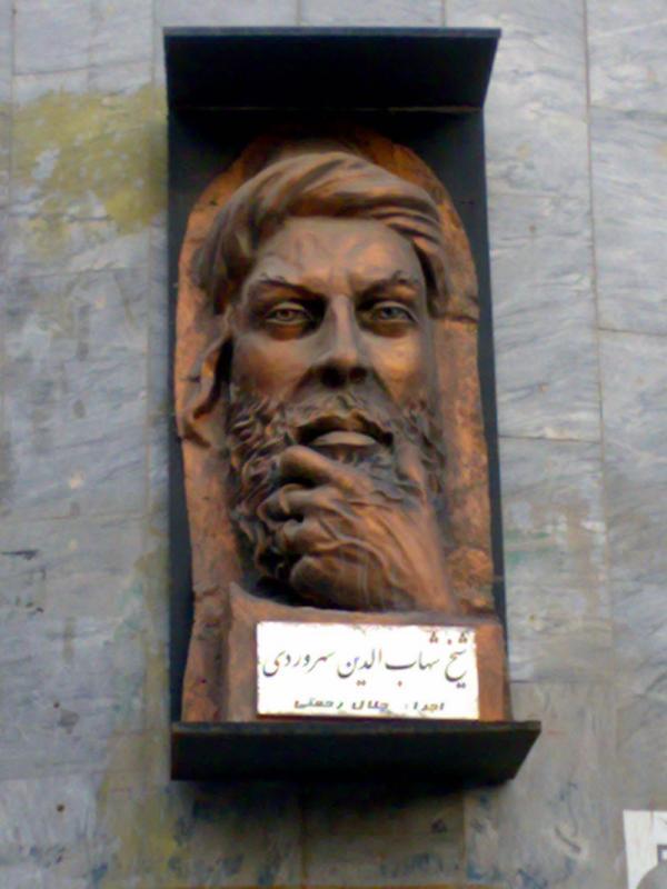 مذهب شهاب الدین یحیی سهروردی,شهابالدین یحیی سهروردی,مرگ شهاب الدین یحیی سهروردی