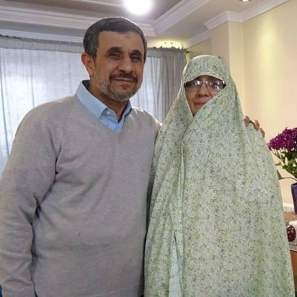 انتخابات ریاست جمهوری محمود احمدی نژاد,فرزندان محمود احمدی نژاد,محمود احمدی نژاد