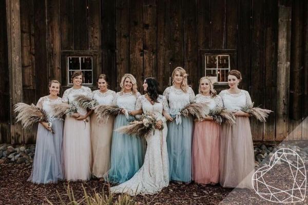 مدل لباس ساقدوش عروس,بهترین مدل لباس ساقدوش عروس,لباس ساقدوش عروس