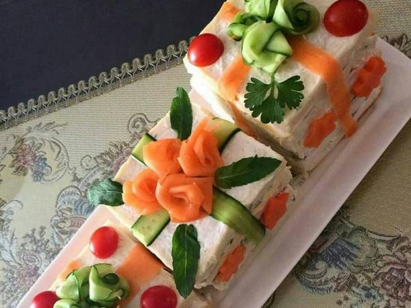 آموزش کیک مرغ,کیک مرغ,طرز تهیه کیک مرغ قالبی